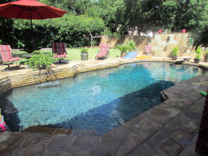 pool, San Antonio, Texas