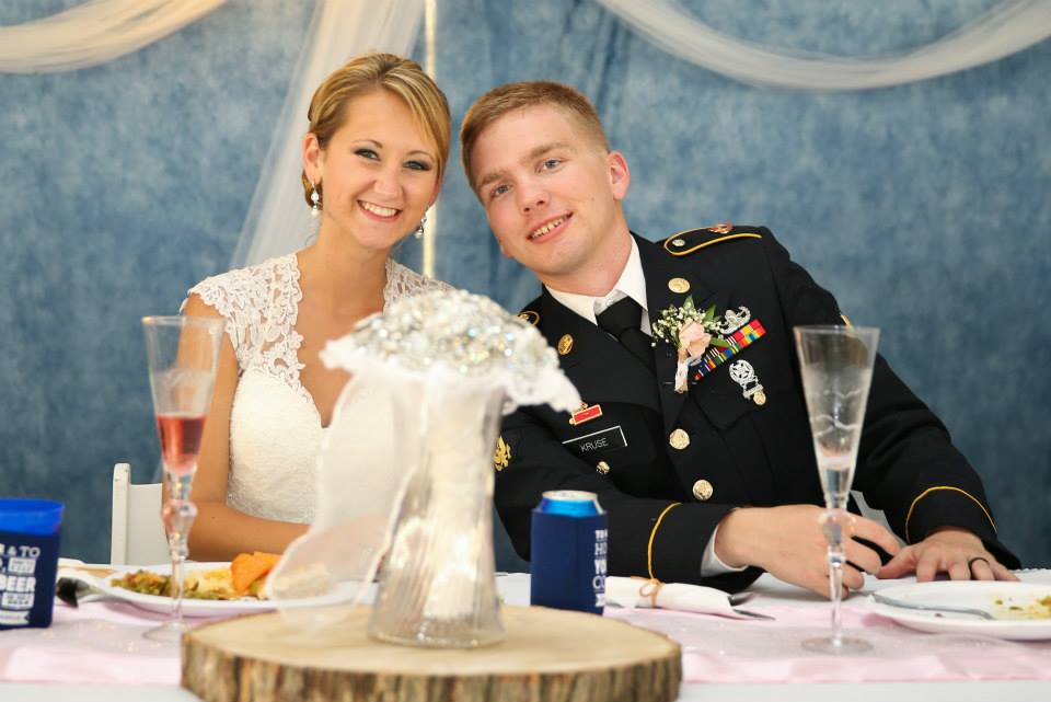 head table, Mr. and Mrs., wedding day