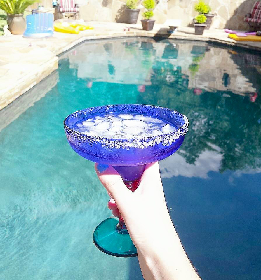 margarita, pool, San Antonio