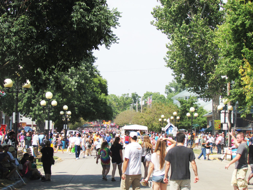Iowa State Fair-Nothing Compares