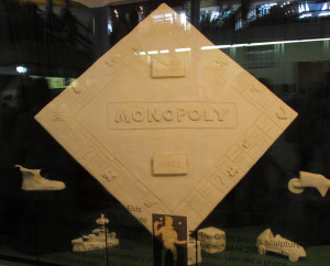 butter milk monopoly board game, Iowa State Fair 2015
