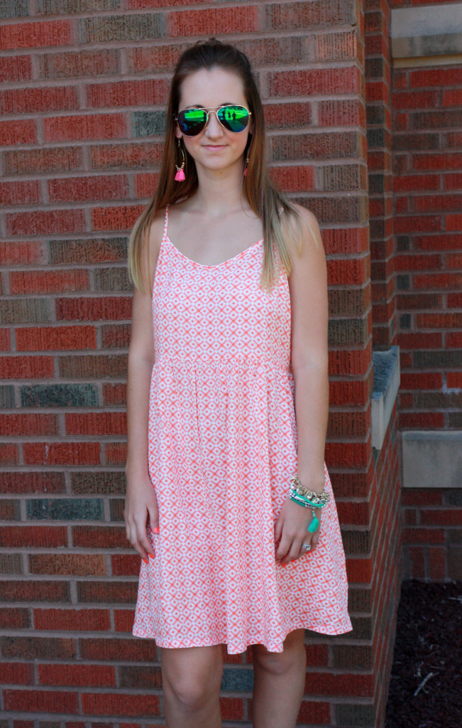 summer dress, Old Navy, Charlotte Russe