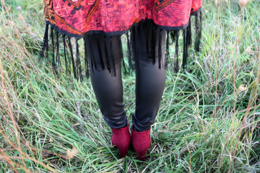 fringe, Red Dress Boutique, red booties