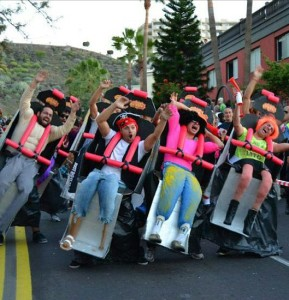 roller coaster, group Halloween costume