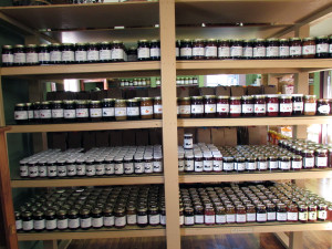 homemade jelly, Amana Colonies, Iowa, Oktoberfest