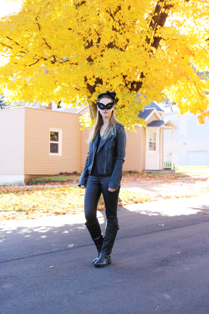 diy, cat woman costume