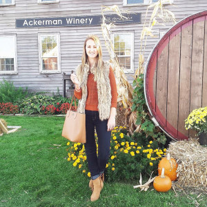 Akerman winery, Amana Colonies, Iowa, Oktoberfest