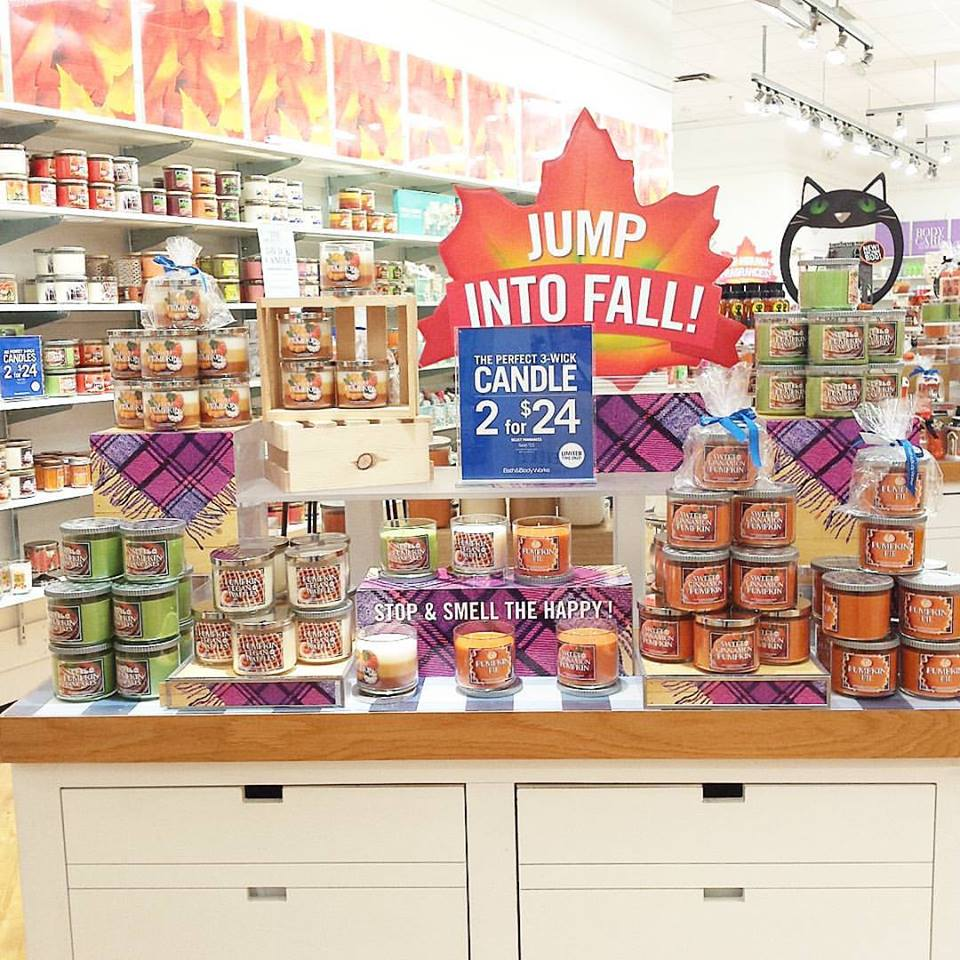 Bath & Body Works, sale, candles