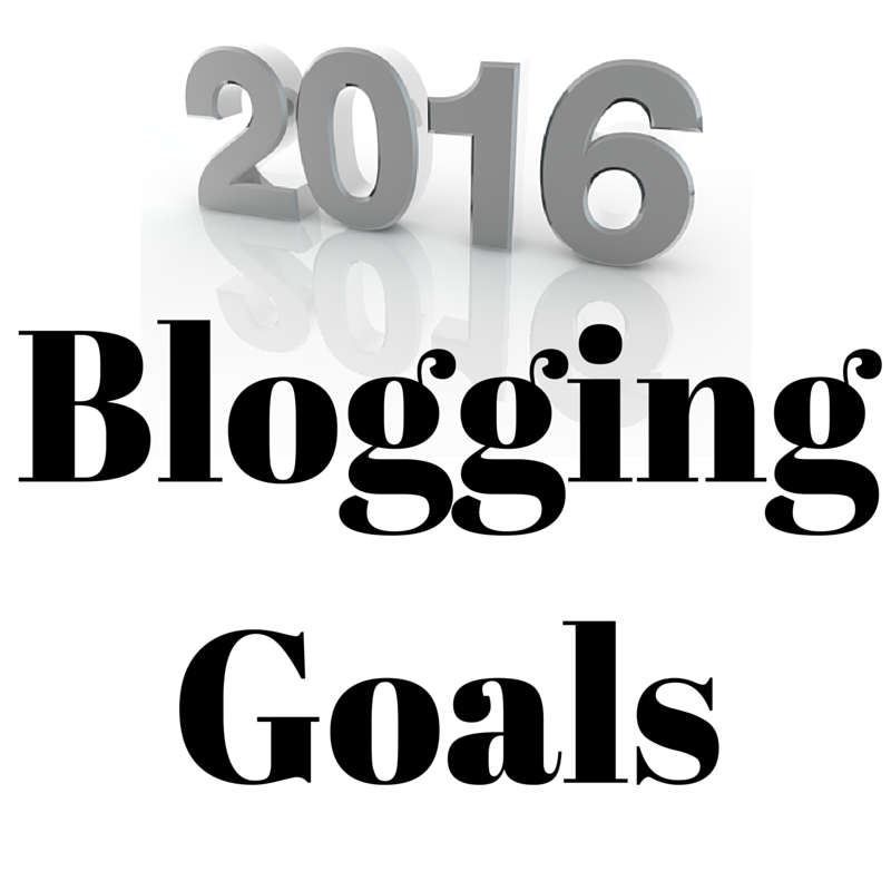 2016 blogging goals, 2016, goals