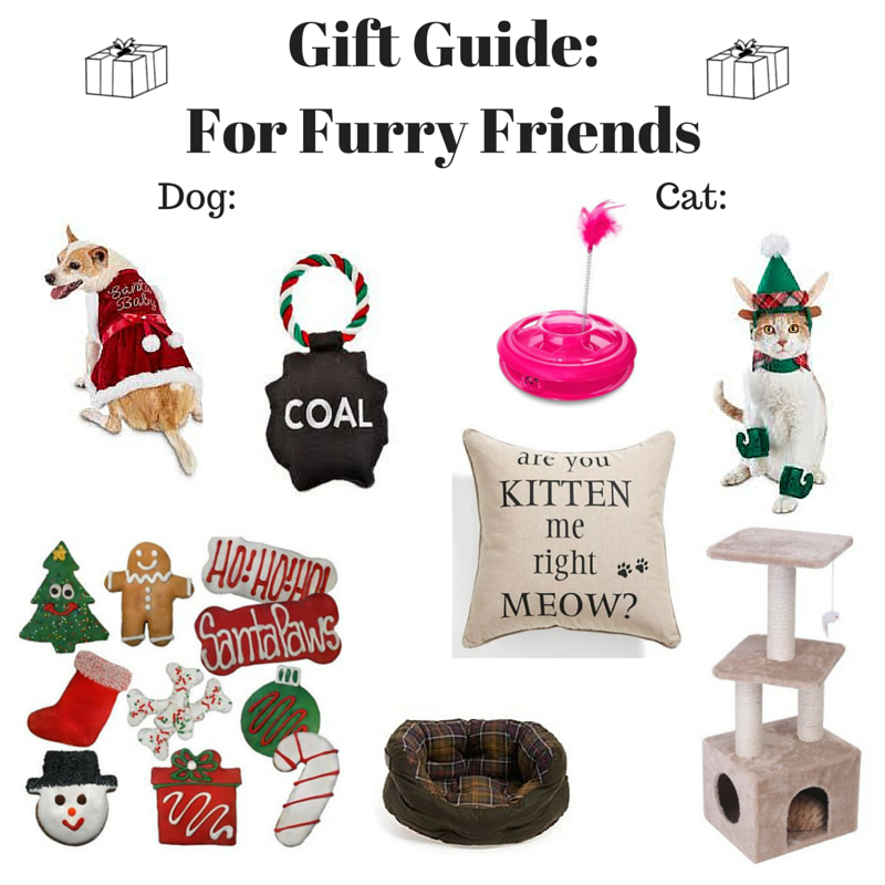 gift guide for furry friends