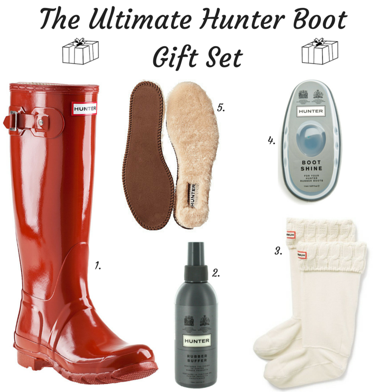 the ultimate hunter boot gift guide, hunter boots