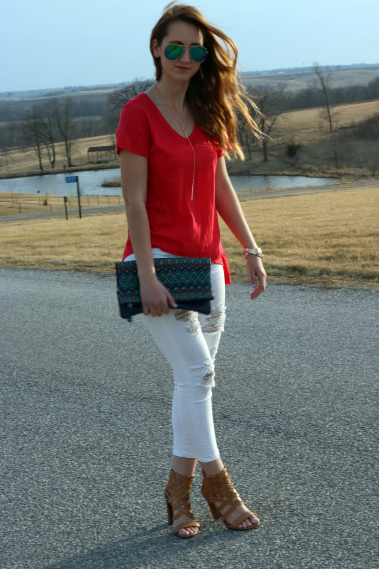 Express, American Eagle crop jeans, Nordstrom