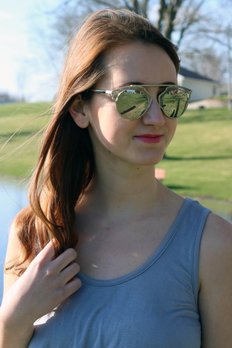 Amazon sunglasses, mirrored sunnies