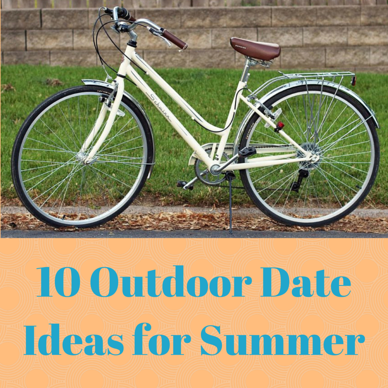 10 outdoor date ideas for Summer, bike ride, camping, Lost Island Water Park, mid west blogger, Summer