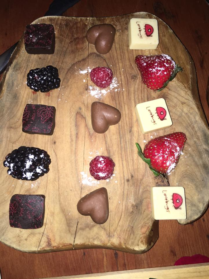 Ayza restaurant, wine and chocolate bar, chocolates, New York