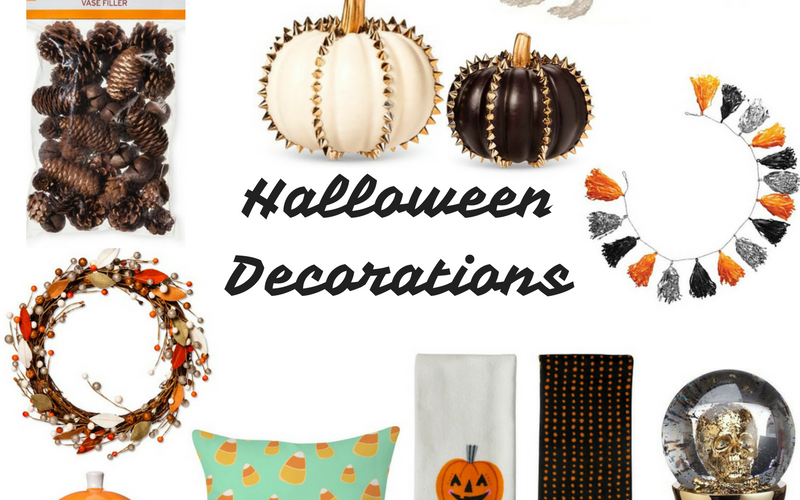 Halloween Decorations Under $35!