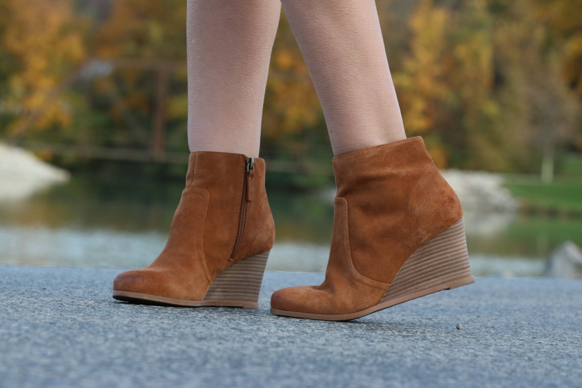 brown booties, Nordstrom, booties