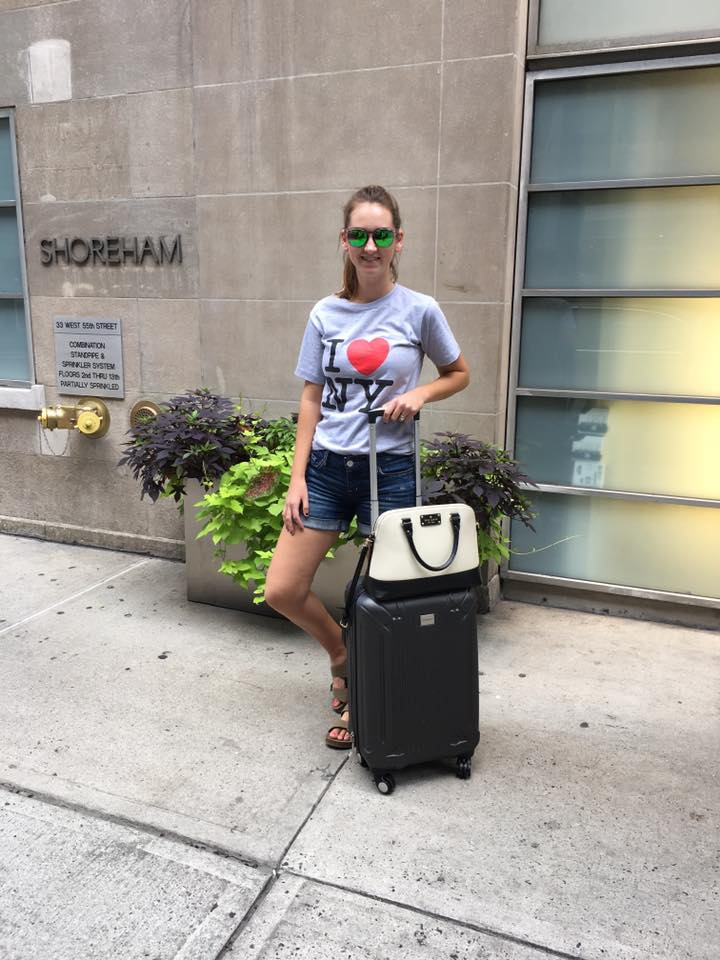I heart New York, New York, Shoreham Hotel, NYFW, fashion blogger