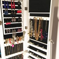 jewelry cabinet, jewelry organizer, Amazon