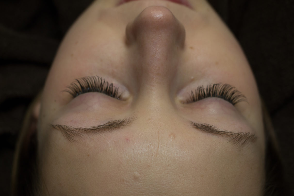 lash extensions, lashes. 965 Salon and Spa