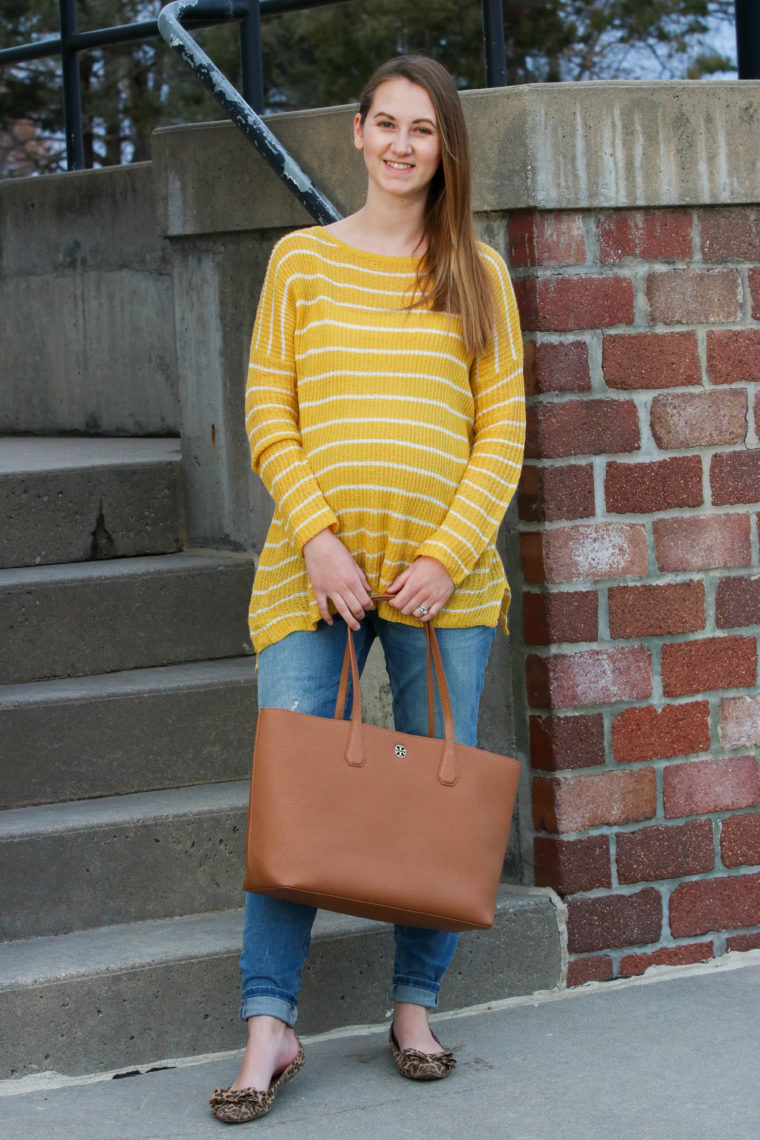 for the love of glitter, women's fashion, yellow top