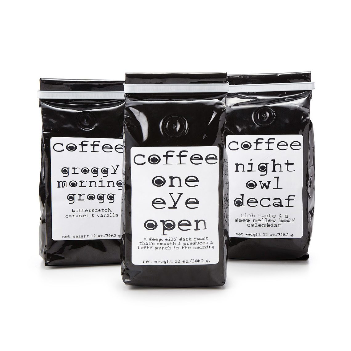 morning, noon and night coffee, Uncommongoods, mother's day gift ideas