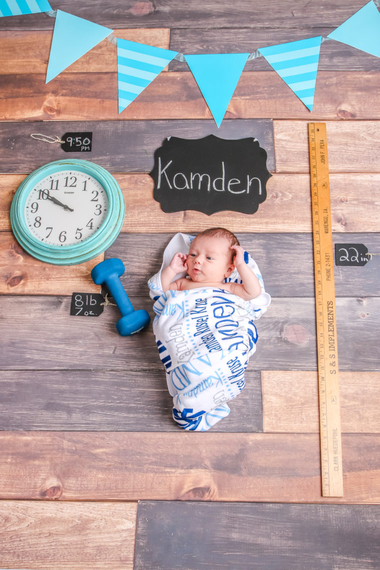 for the love of glitter, newborn photos, baby boy newborn photos