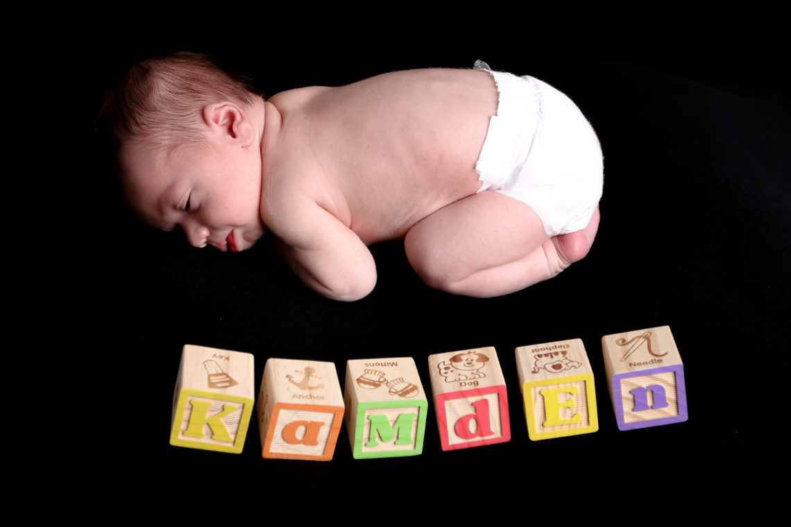 Kamden's Newborn Photos