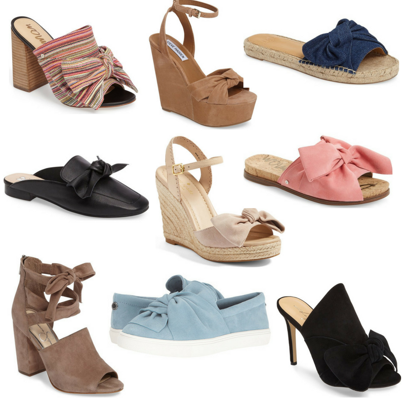 Trending: Bow Shoes