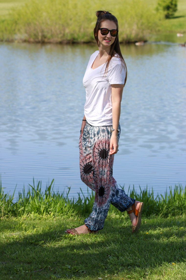 for the love of glitter, bohemian pants, women's fashion