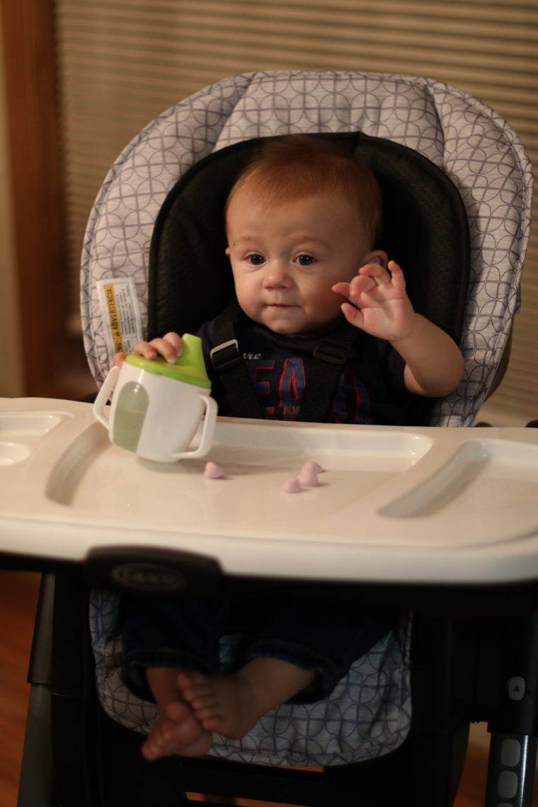 How To Choose The Best Highchair For Your Baby For The