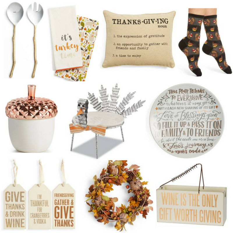 10 Thanksgiving Hostess Gift Ideas
