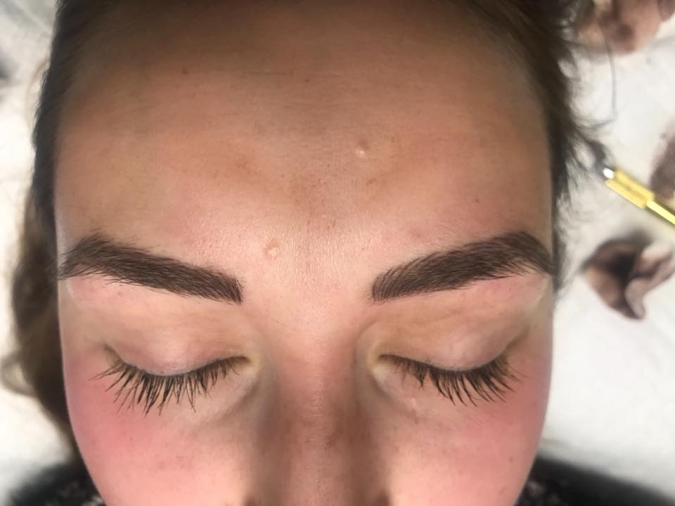 Microblading Follow Up Appointment