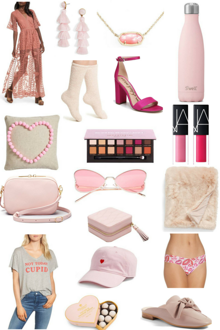 All Things Pink For Valentine's Day