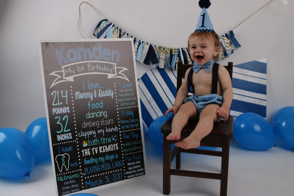 1st birthday chalkboard, cake smash, 1st birthday cake smash