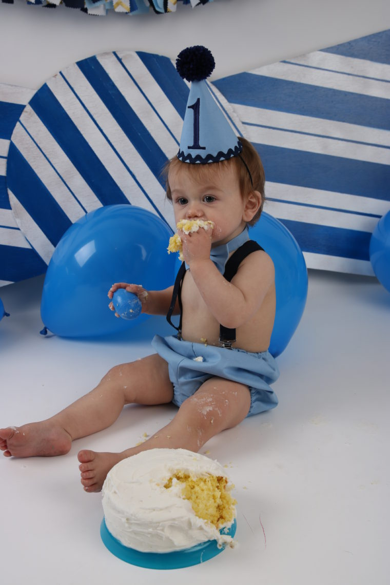 1st birthday cake smash, cake smash outfit, baby boy first birthday