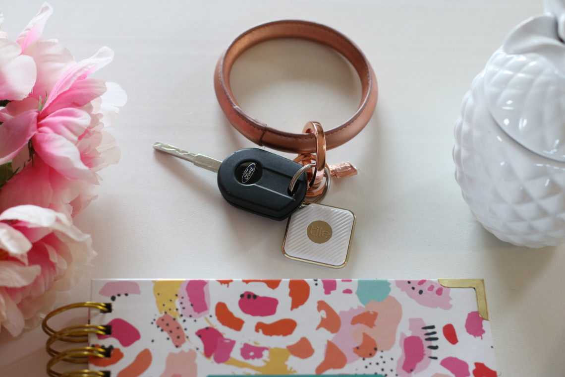 How To Ring Your Lost Items With Tile
