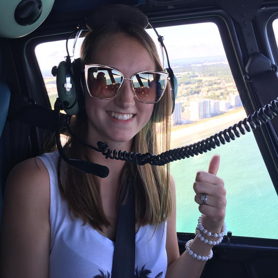 OceanFront Helicopters, helicopter ride, Myrtle Beach