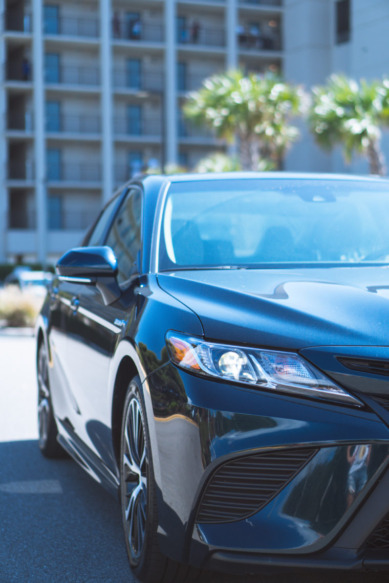 2018 Toyota Camry SE Sedan, Toyota Camry, let's go places