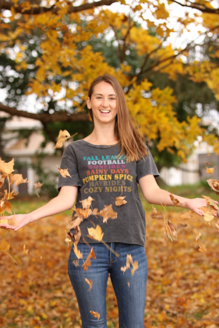 Fall Favorites Graphic Tee