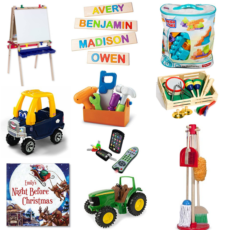 Gift Guide: For Babies & Toddlers