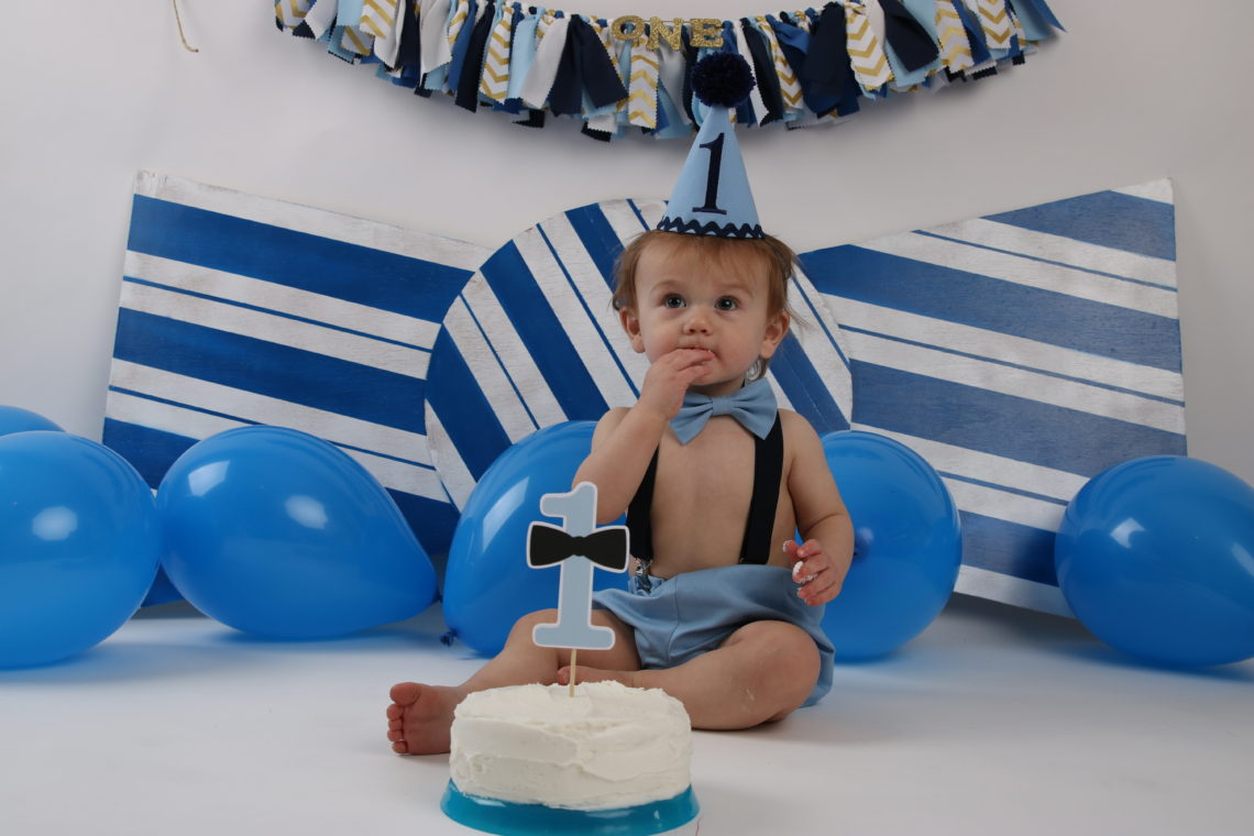 Fabulous Baby Boy Cake Smash Outfit Archives For The Love Of Glitter Personalised Birthday Cards Vishlily Jamesorg